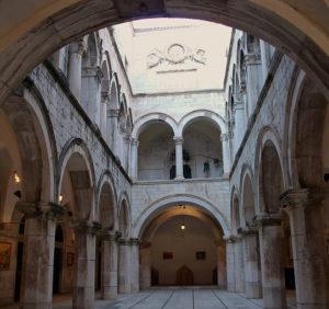 Atrij palače Sponza