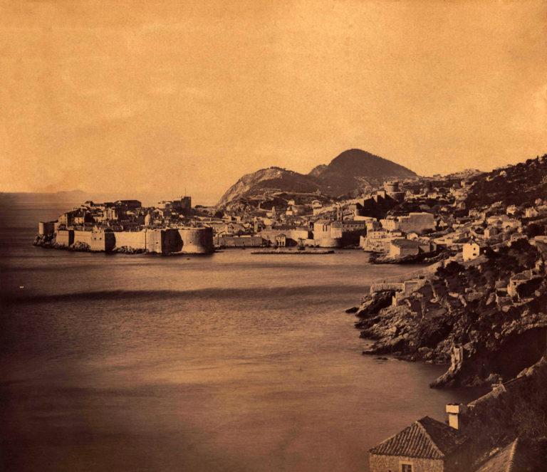 Veduta Dubrovnika gledana iz sv. Jakova