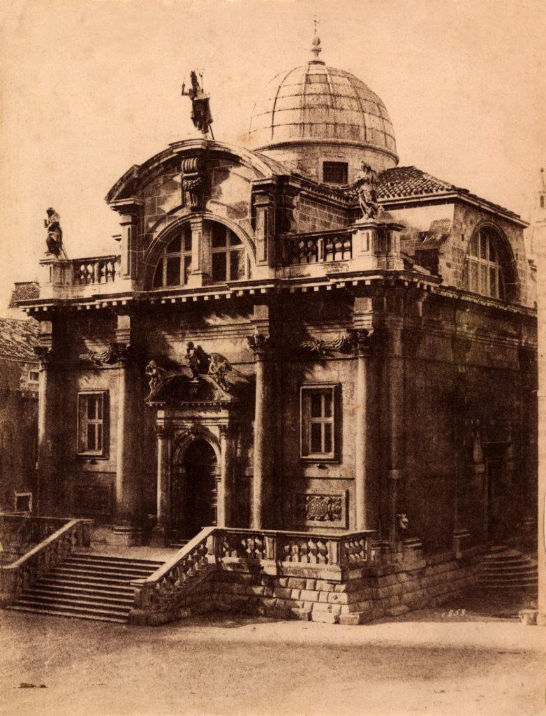crkva sv. vlaha 1858.