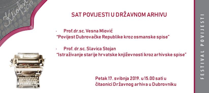 Pozivnica za Kliofest 2019. godine